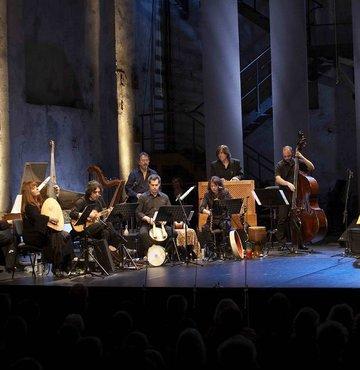 Barok müziği cazla buluşuyor