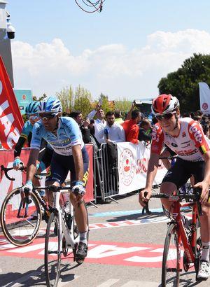 Cumhurbaşkanlığı Türkiye Bisiklet Turu'nun ikinci etabı tamamlandı
