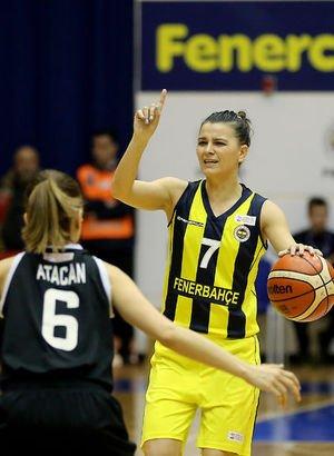 Fenerbahçe: 105 - Beşiktaş: 80   MAÇ SONUCU
