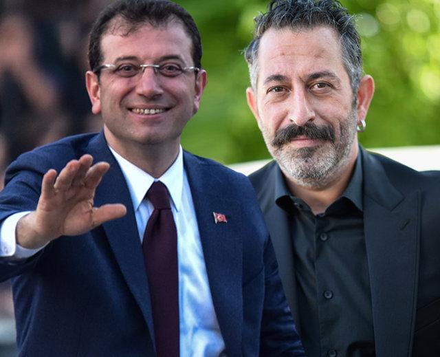 Cem Yılmaz'ın Ekrem İmamoğlu paylaşımı sosyal medyayı salladı - Magazin haberleri