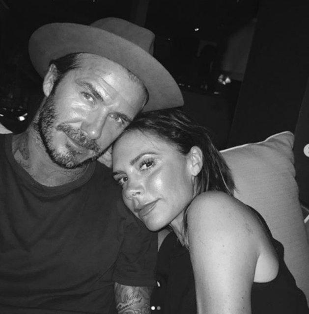 David Beckham'dan Victoria Beckham'a doğum günü şoku - Magazin haberleri