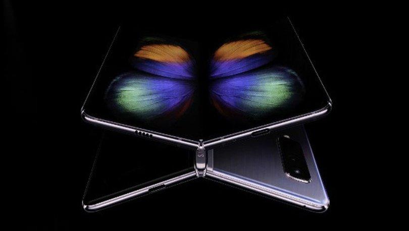 Galaxy Fold ekran sorunu