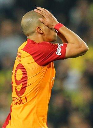 Galatasaray'da Feghouli seferberliği! Galatasaray haberleri
