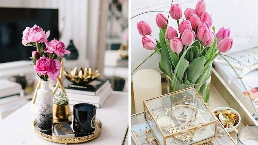 Vazodaki çiçeklerin ömrü nasıl uzatılır?