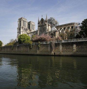 Notre Dame yangınının nedeni belli oldu!