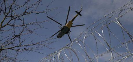 Yunan Komutanının helikopterine taciz iddiası asılsız çıktı