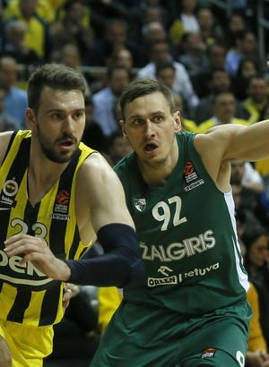 Fenerbahçe Beko: 80 - Zalgiris Kaunas: 82 | MAÇ SONUCU