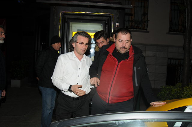 Ata Demirer ve Sulhi Aksüt'ün panik gecesi - Magazin haberleri