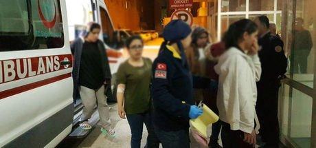 Erzincan'da kız öğrenci yurdunda zehirlenme şüphesi