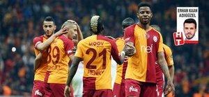 Galatasaray'da hedef 6'da 6!