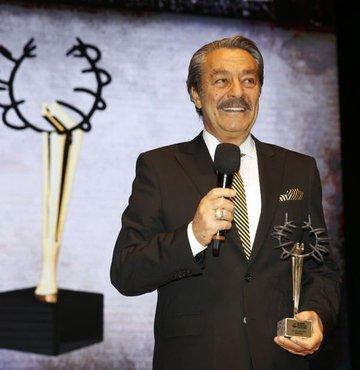 Kadir İnanır'a Ankara'dan ödül