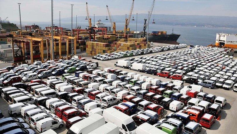 otomotiv ihracatı