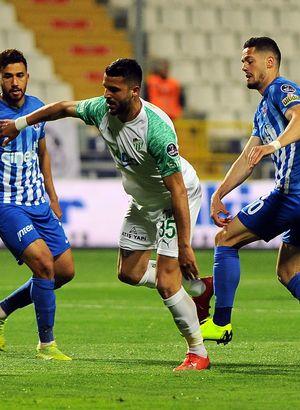 Kasımpaşa: 1 - Bursaspor: 1 | MAÇ SONUCU