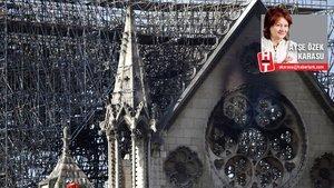 Notre Dame'ı ihya etmek laikliğe sığar mı?