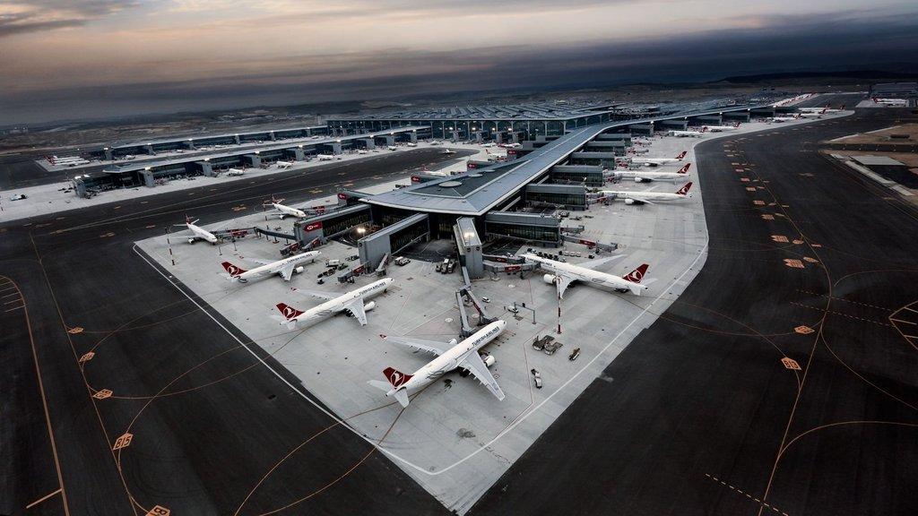 """""""Yeni havalimanına 5 uçuşta alışırsınız"""""""