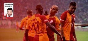 Galatasaray - Kayserispor maçına doğru...