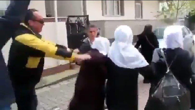 tutuklu yakınlarının iteklenmesi