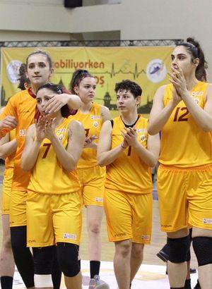 Galatasaray: 70 - Hatay Büyükşehir Belediyespor: 59