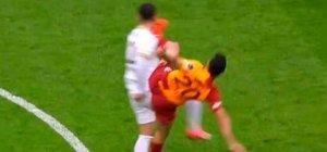 Kayserispor maçında tartışmalı karar