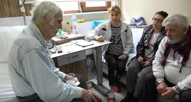 Oğlu Harun Kolçak'ı kaybetmenin acısını atlatamayan Eşref Kolçak, 3 aydır hastanede tedavi görüyor - Magazin haberleri