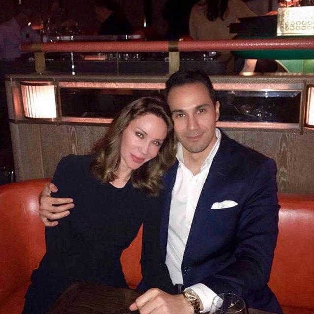 Demet Şener'den sevgilisi Cenk Küpeli ile aşk dolu poz - Magazin haberleri
