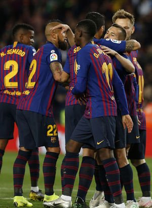 Barcelona: 2 - Real Sociedad: 1   MAÇ SONUCU