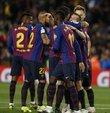 Lider Barcelona, konuk ettigi Real Sociedad