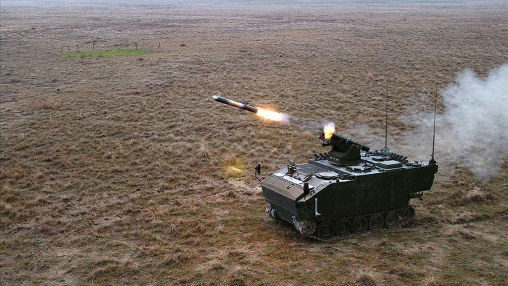 Türkiye'nin tank avcısı! İlk kez sergileniyor
