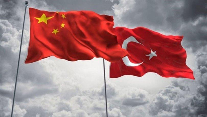 ürkiye ve Çin, iş birliği