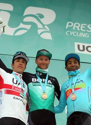 55. Cumhurbaşkanlığı Türkiye Bisiklet Turu'nda zafer Felix Grossschartner'in!