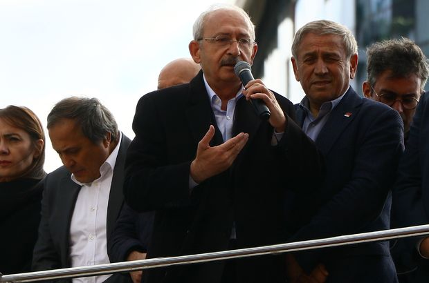 Kılıçdaroğlu'ndan fiili saldırı açıklaması
