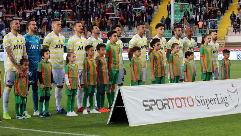 Fenerbahçe'ye 2 kötü haber! (Alanyaspor maçı)