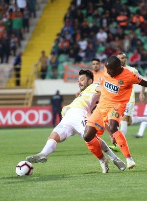 Alanyaspor: 1 - Fenerbahçe: 0 | MAÇ SONUCU