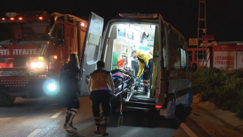 pendik trafik kazası