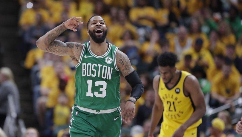Indiana Pacers-Boston Celtics