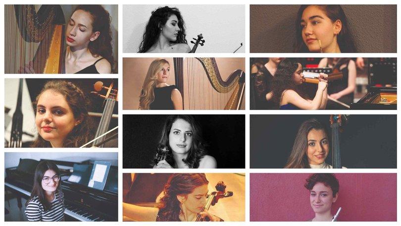 'Yarının Kadın Yıldızları'