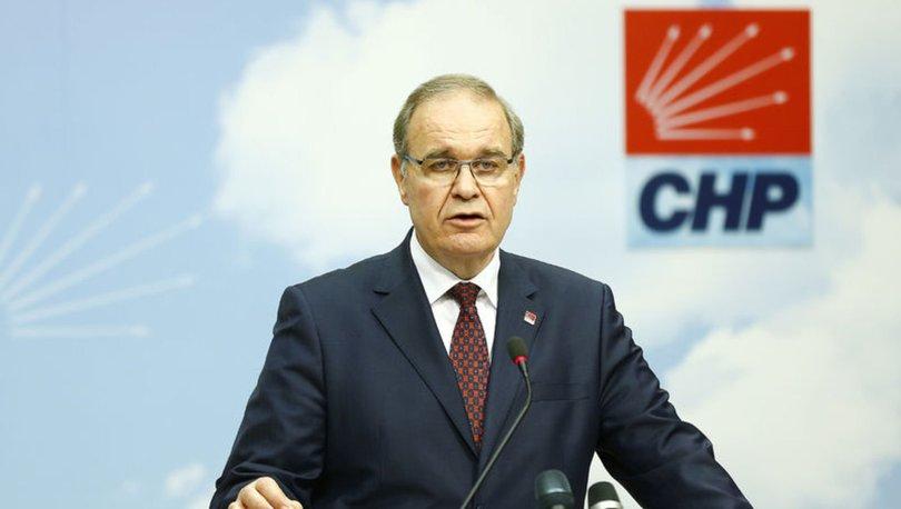 CHP Genel Başkan Yardımcısı Faik Öztrak
