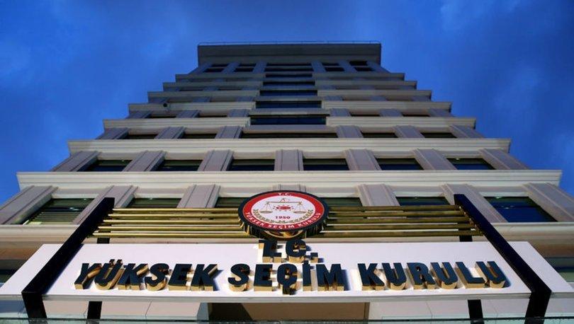 YSK İstanbul seçim