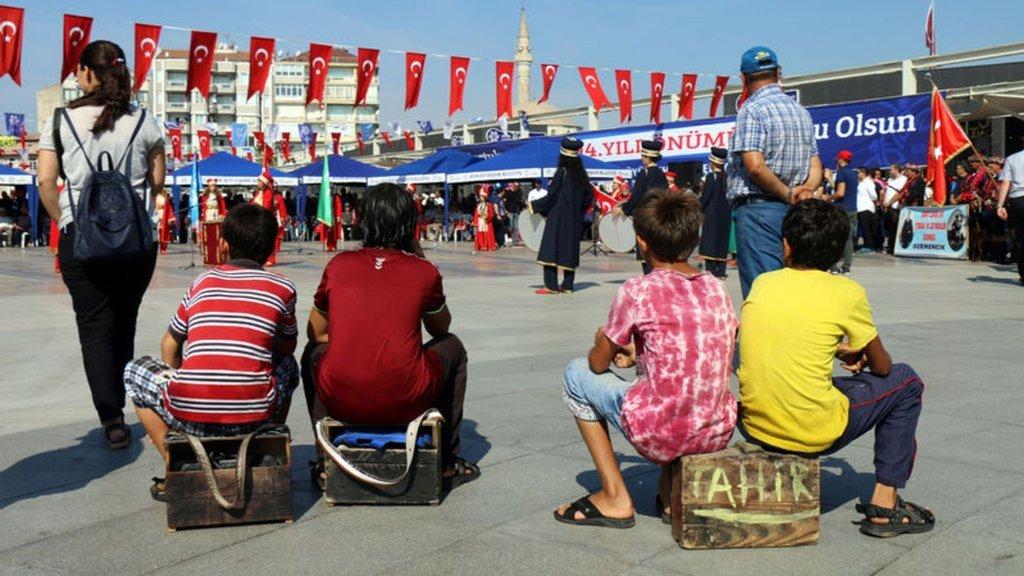 Ağır işte çocuk işçi çalıştırana 2 bin 292 lira ceza
