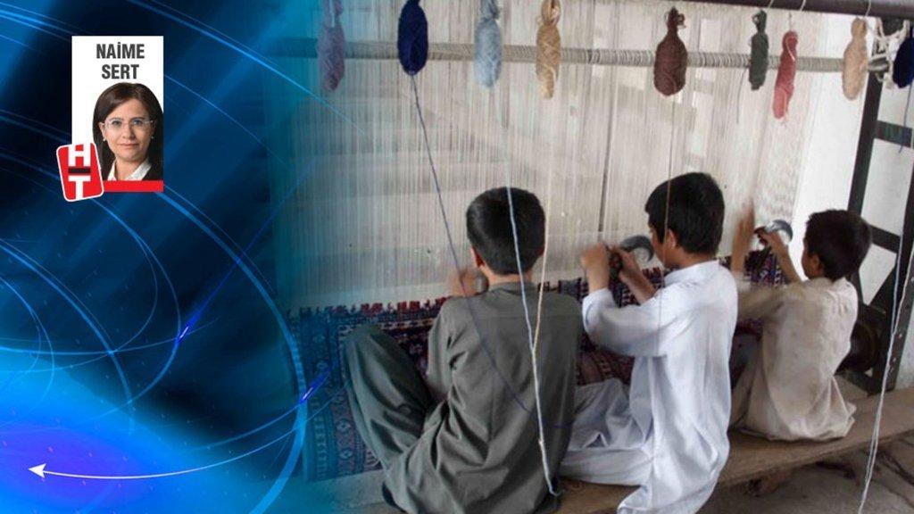 Çocuk işçi sayısı 685 bine yükseldi
