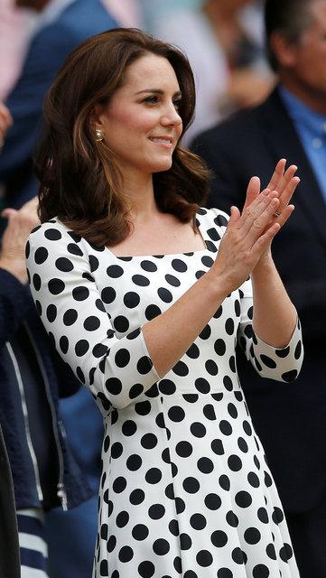 Ä°Å?te DüÅ?es Kate Middleton'ın formda kalmasının sırrı!
