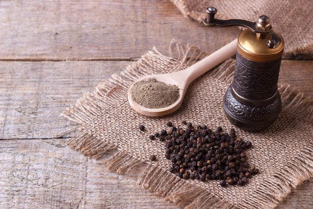 Karabiber çayının faydaları