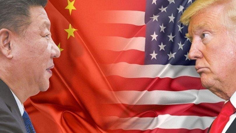 Çin'den ABD'ye İran tepkisi
