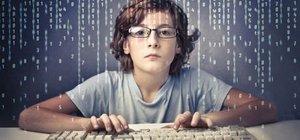 Hacker'lık çocuklar için kötü bir iş değil!