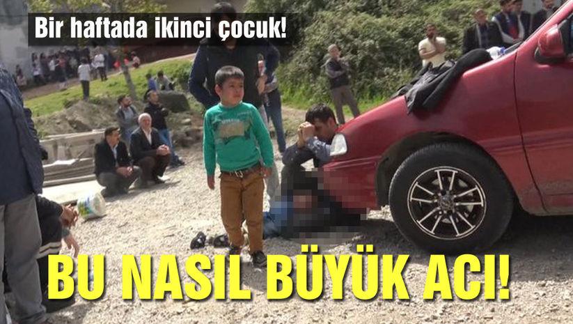 1 yaşındaki Elif manevra kurbanı!
