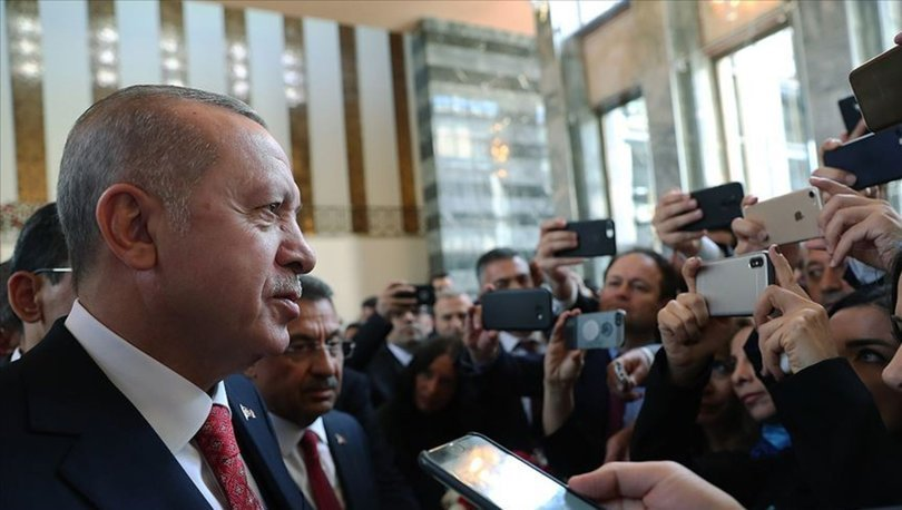 Son dakika haberi... Cumhurbaşkanı Erdoğan'dan kabine değişikliği sorusuna yanıt
