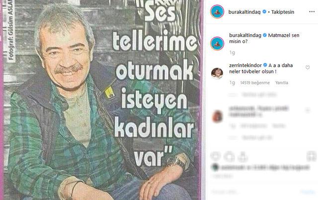 Zerrin Tekindor'dan Selçuk Yöntem'in o açıklamasına yorum: Tövbeler olsun - Magazin haberleri