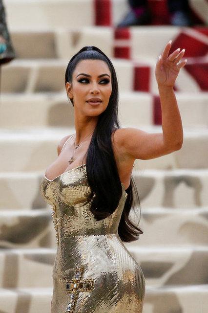Kim Kardashian'dan sürpriz karar: Günde 18 saat... - Magazin haberleri