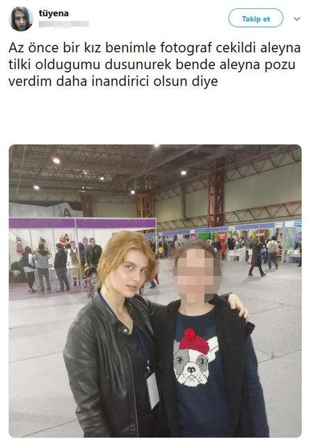 Tuana Bayrak, Aleyna Tilki'ye olan benzerliğiyle şaşırttı - Magazin haberleri