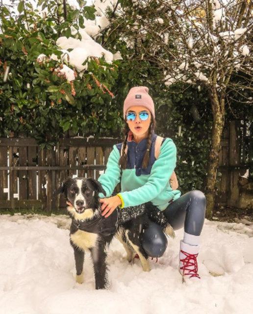 Hande Soral'dan sevimli paylaşım - Magazin haberleri